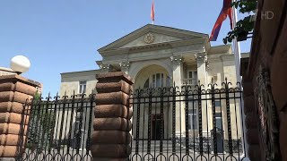 В Ереване все готово к заседанию Высшего Евразийского экономического союза.