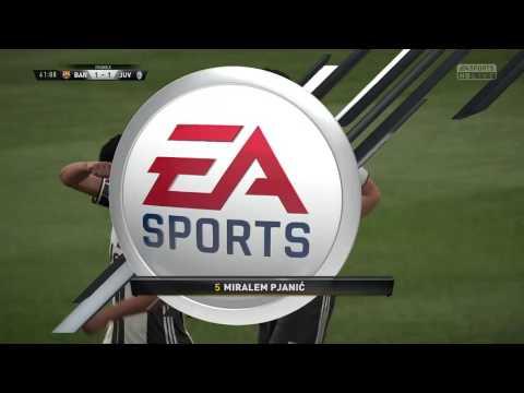 FIFA 17   Barcelona VS Juventus FULL GAMEPLAY (PS4/Xbox One)