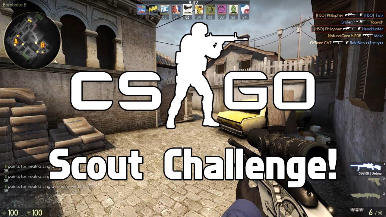 challenge me cs go