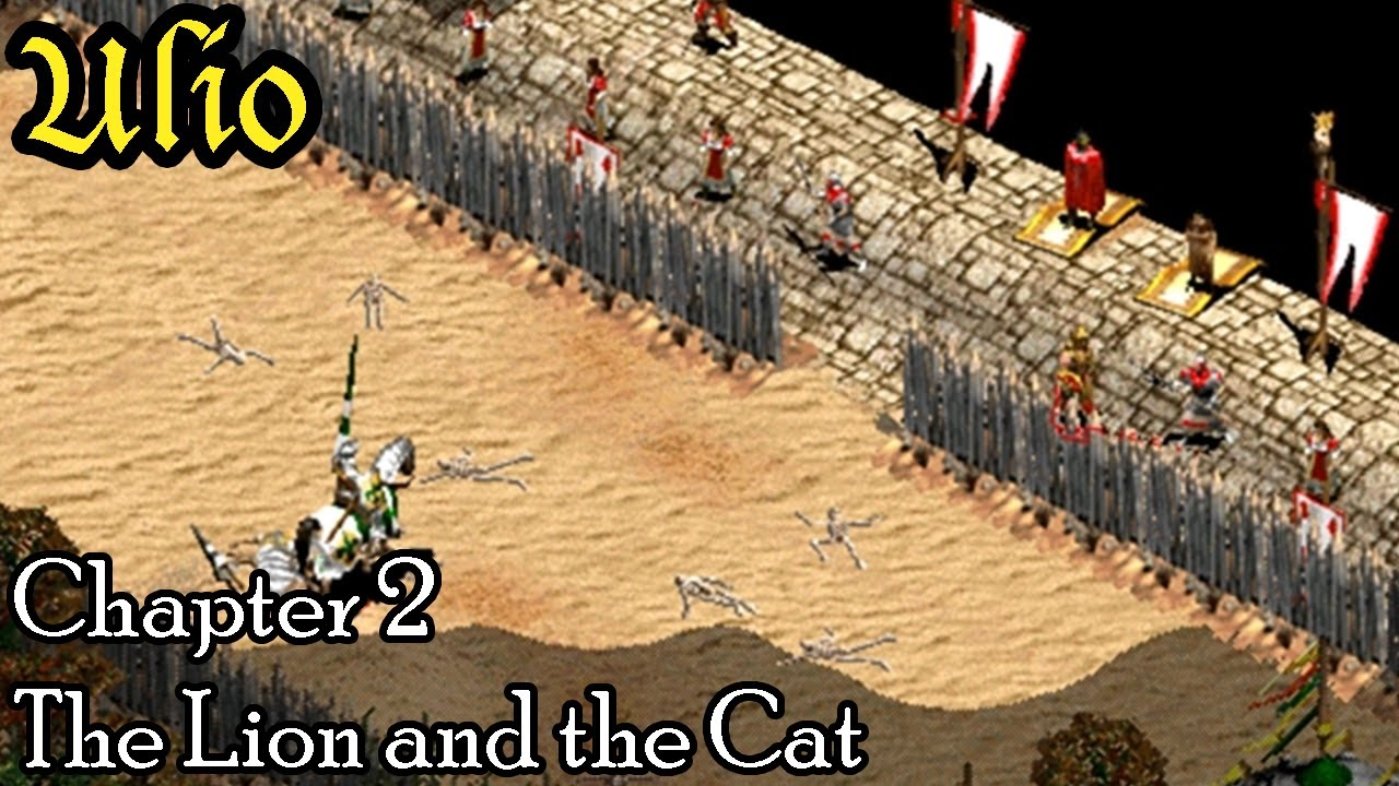 Aoe2 Custom Campaign: Uilo – Chapter 2: The Lion and the Cat [3/6]