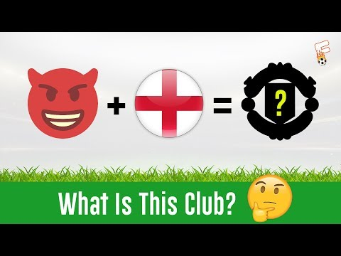 Can You Guess All These Club By The Emoji ⚽ Footchampion