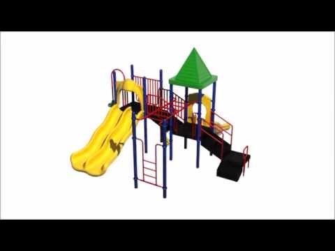 KP020 Grays Harbor Play System