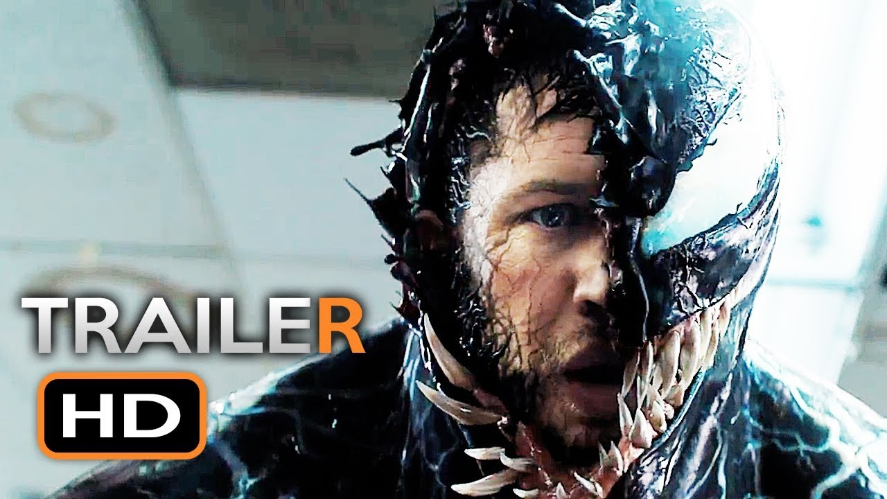 VENOM Official Trailer 3 (2018) Tom Hardy Marvel Movie HD
