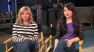 "iCarly Cast - ""iGoodbye"" Interview"