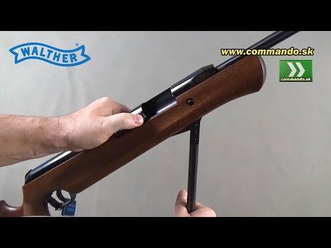 Walther Airgun LGU Master 4,5mm vzduchovka