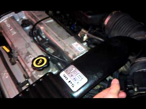 Ford Mondeo Mk1 1 6 16v 93 Maf Failure Youtube