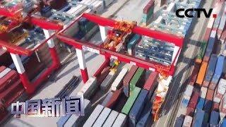 [中国新闻 中国将出台二十条稳外资措施   CCTV中文国际