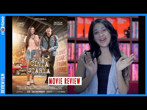 Surat Cinta Untuk Starla Movie Youtube