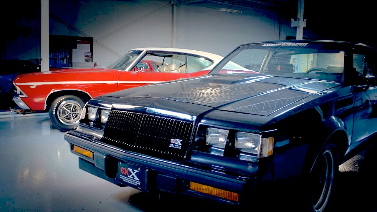 Chevrolet Chevelle Vs Buick Gnx Generation Gap Muscle