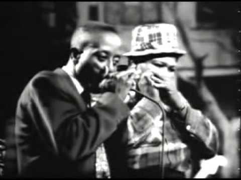 big mama thornton - down home shakedown-(harmonica jam session 1965).mpg