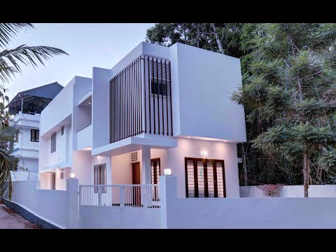 Super Narrow House