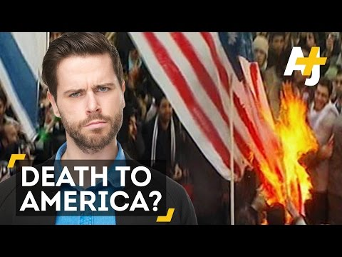 'Death To America' No Longer Means Death To America In Iran
