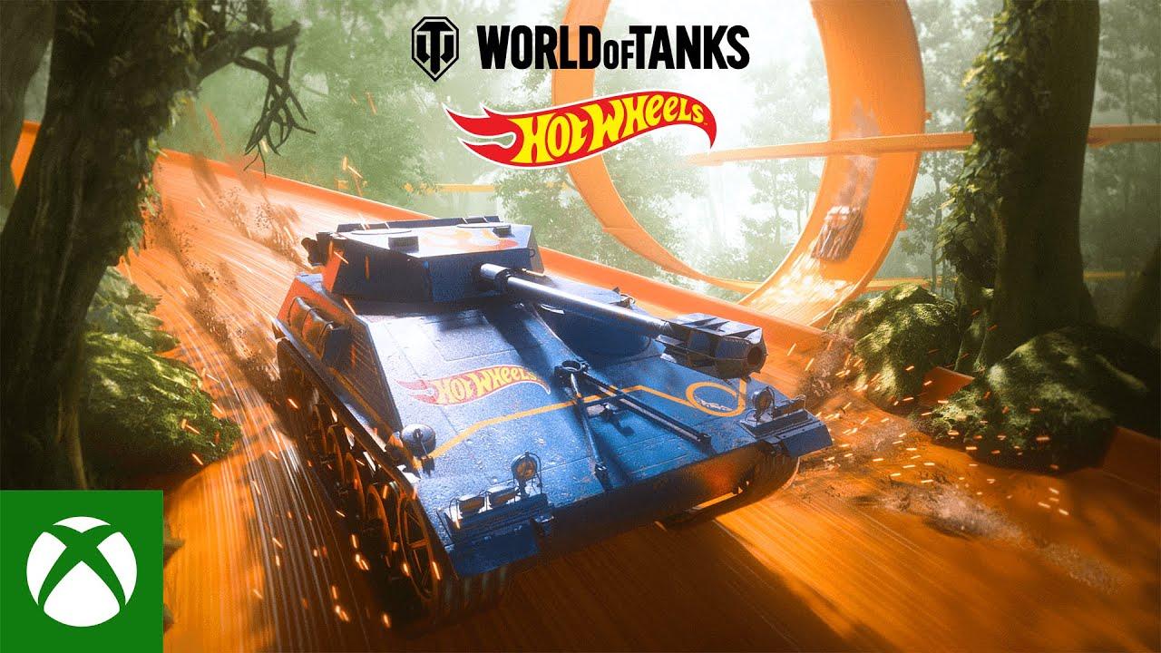 World of Tanks: Hot Wheels™