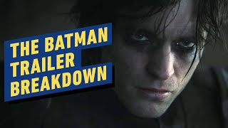 The Batman Trailer Details