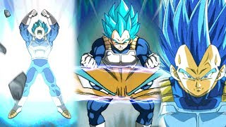 Vegeta Blue Evolution!