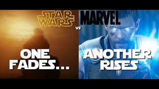 Marvel (MCU) vs Star Wars: Why one is rising and one is falling