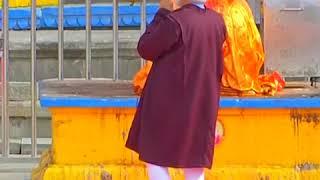 印度大选进入最后阶段  莫迪山洞冥想寻求宁静