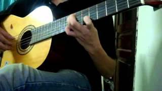Mưa - Thùy Chi ( guitar )