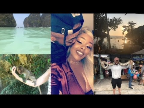 |VLOG| 10day Baecation in Thailand Affordableworld.com PHI PHI Island, James Bond Island,