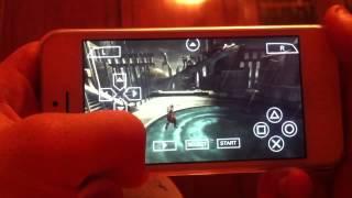 iPhone 5 God of War Ghost of Sparta Gameplay! Fullspeed