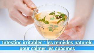 Intestins irritables : les remèdes naturels pour calmer les spasmes c0ns3ils
