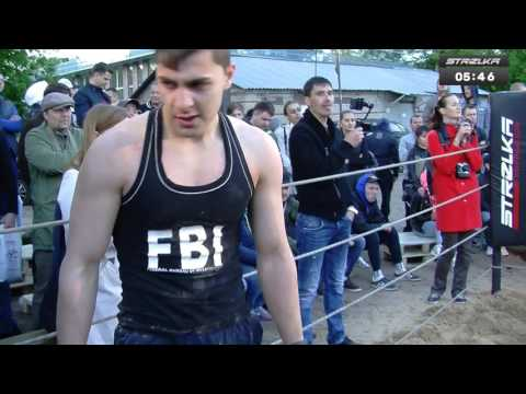 FBI Fighter vs KGB of Moscow