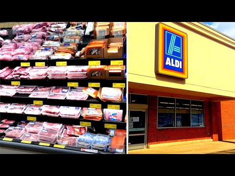 The Real Reason Aldi's Meat Is So Affordable!