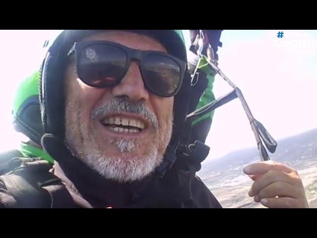 Volo in parapendio a Tenerife