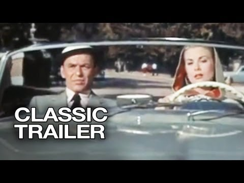High Society Official Trailer #1 - Frank Sinatra Movie (1956) HD
