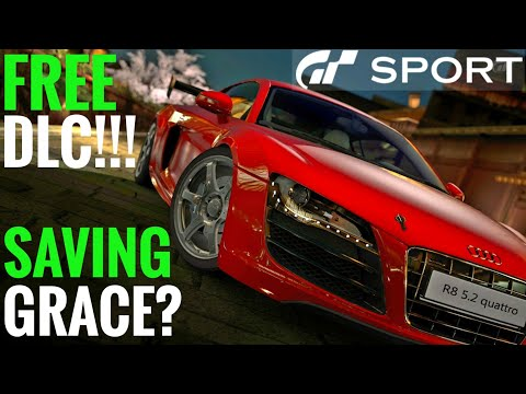 Gran Turismo Sport || FREE DLC (500 Cars) || Will You Buy It?