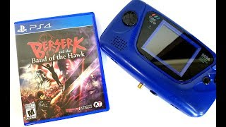 Classic Game Room – BERSERK AND THE BAND OF THE HAWK review