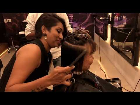 IN-SALOON HAIRCUT TRAINING @ ESSENSUALS SITRA