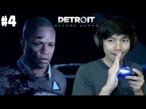 Robot Membunuh Manusia ? | Detroit Become Human | Indonesia | Part 4