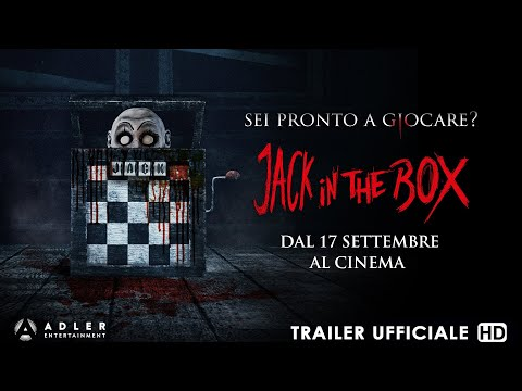 JACK IN THE BOX - TRAILER UFFICIALE | DAL 17 SETTEMBRE AL CINEMA