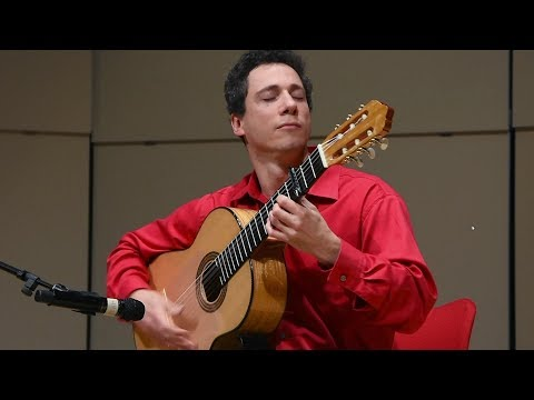 Flamenco guitar with Grisha Goryachev