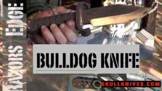 Bulldog Custom Knife