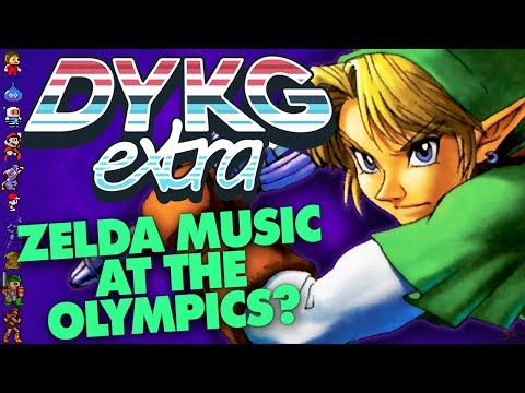 Zelda Music Used at Olympics [Video Game Music Facts] - Did You Know Gaming? extra Feat. Dazz