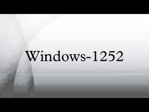 Windows-1252