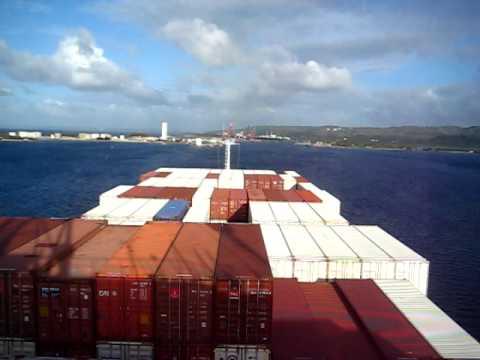 3-Arrival Apra Harbor, Guam