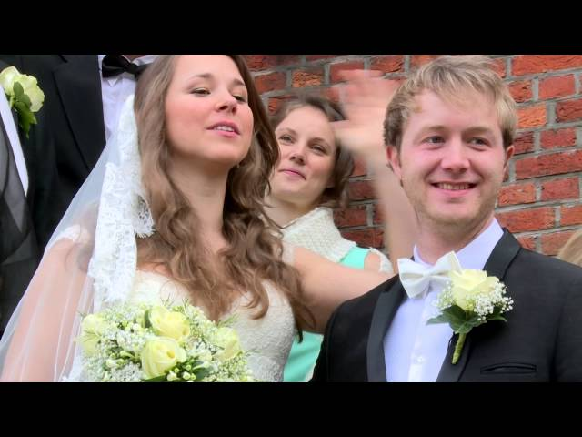 Part 11. Wedding movie Maxime and Alexander