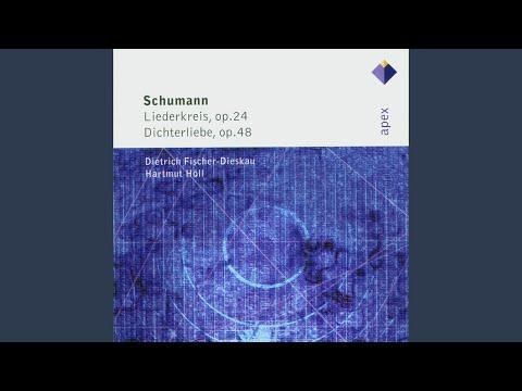 Schumann : Dichterliebe Op.48 : III
