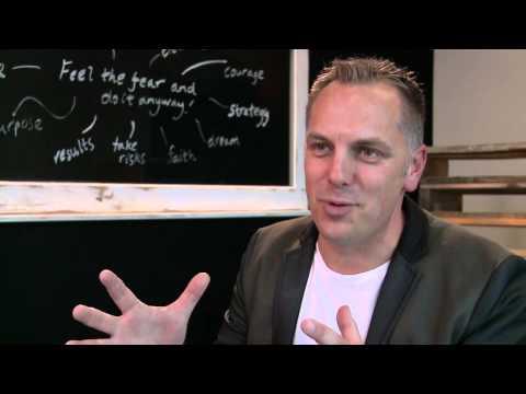 Business Blueprint 2014 Entrepreneur of the Year Winner