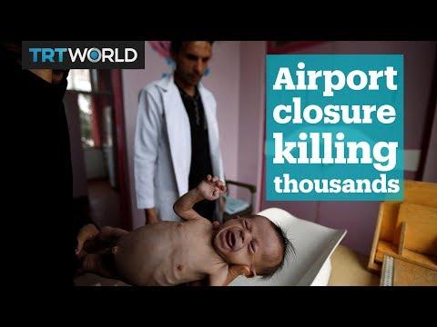 Saudi air blockade has worsened Yemen's crisis