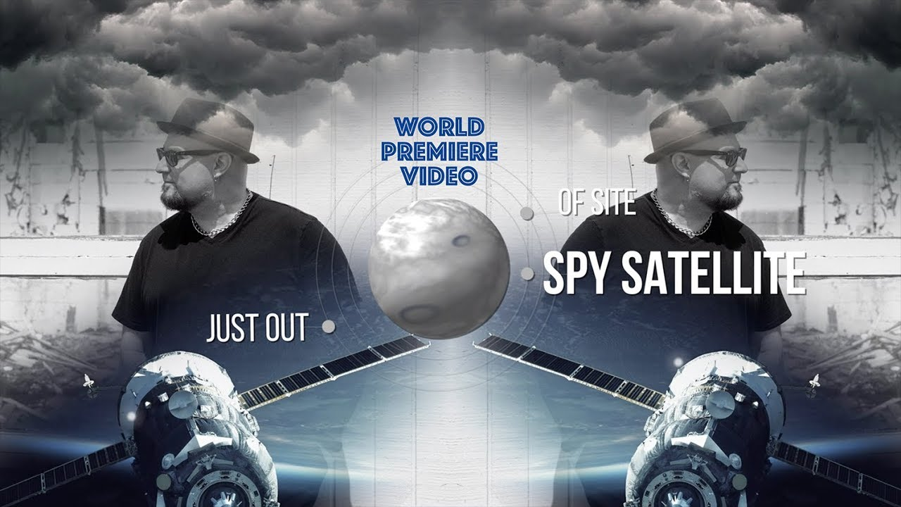 Munk Duane- Spy Satellite (Lyric Video)