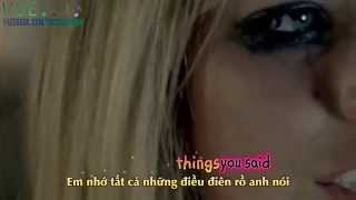 [Vietsub + Lyrics] Avril Lavigne - Wish You Were Here