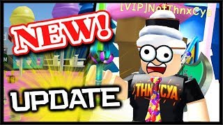 *UPDATE*GLOBAL UNBOXING CHALLENGE, NEW ZONES, PETS & WEAPONS | Roblox Unboxing Simulator
