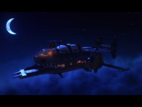 LEGO Ninjago: Небесные пираты - коллекция мультфильмов