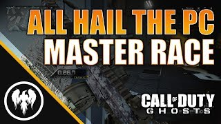 All Hail The PC Master Race - XB1 Ghosts