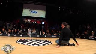 Kleju vs Kujo // .BBoy World // BREAKING 1on1 EIGHT-FINAL | UNBREAKABLE 2015