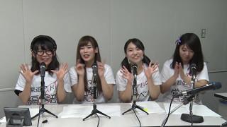 今回のパーソナリティーは楽遊アイドル部の福島ゆか、柳瀬悠希、夏芽優...